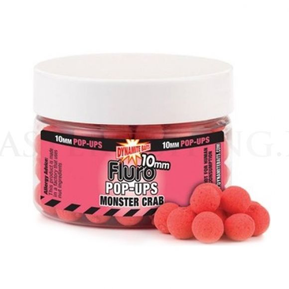 Monster Crab Fluoro Pop Ups