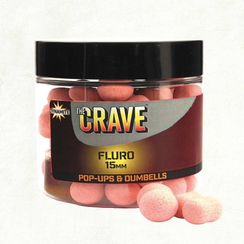 DYNAMITE BAITS Fluoro Pop Up Terry Hearn Crave