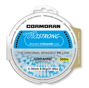 Braided line Cormoran Corastrong - 300m
