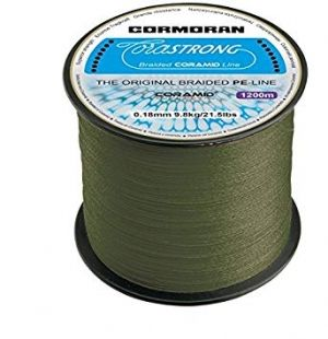 Braided line Cormoran Corastrong - 1200m