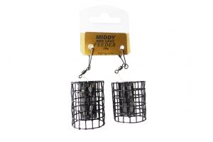 MIDDY CAGE FEEDERS 28gr 2 pieces
