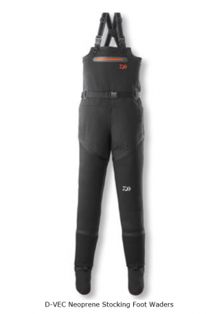 Гащеризон DAIWA D-VEC Neoprene Stocking Foot Waders
