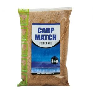 CARP MATCH FEEDER MIX - 1kg