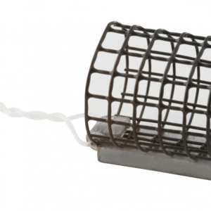 Solid wire cage feeder