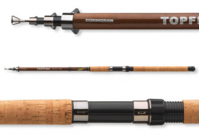 Telescopic rod Cormoran TOPFISH TELE 60 CARP