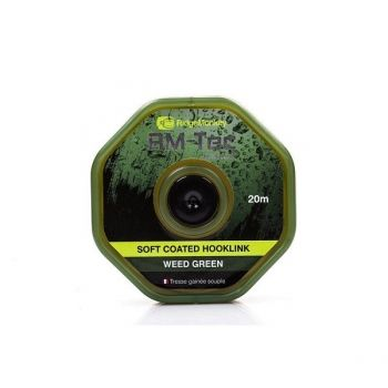 RIDGE MONKEY SOFT COATED HOOKLINK - 25LB / 20 м