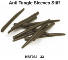 ANTI TAGLE SLEEVES STIFF BROWN
