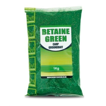 Захранка Rod Hutchinson BETAINE GREEN CARP GROUNDBAIT - 1kg