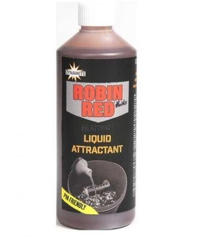 Атрактор - Dynamite Baits - Robin Red - Liquid Attractant 500ml