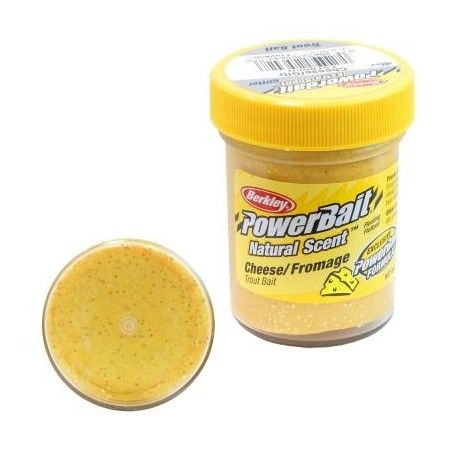 Паста - Berkley Power Bait - Natural Cheese
