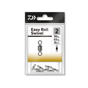 Вирбели Daiwa EASY ROLL SWIVEL