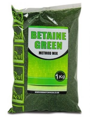 Захранка Rod Hutchinson BETAINE GREEN METHOD MIX - 1kg