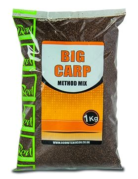 Захранка Rod Hutchinson BIG CARP METHOD MIX - 1kg