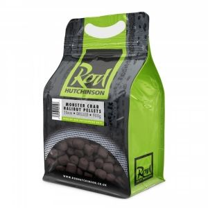 Пелети Rod Hutchinson MONSTER CRAB HALIBUT PELLETS - 800гр