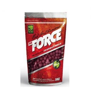 Протеинови топчета Rod Hutchinson THE FORCE FOOD BAIT BOILIE 15mm 1kg