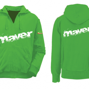 Maver 'Street' Hooded Top
